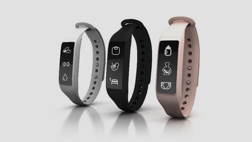 Project Nursery SmartBand is for new moms