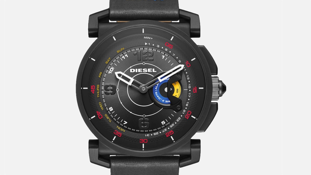 df325a94fb12f Fossil launches 40 new wearables by Diesel