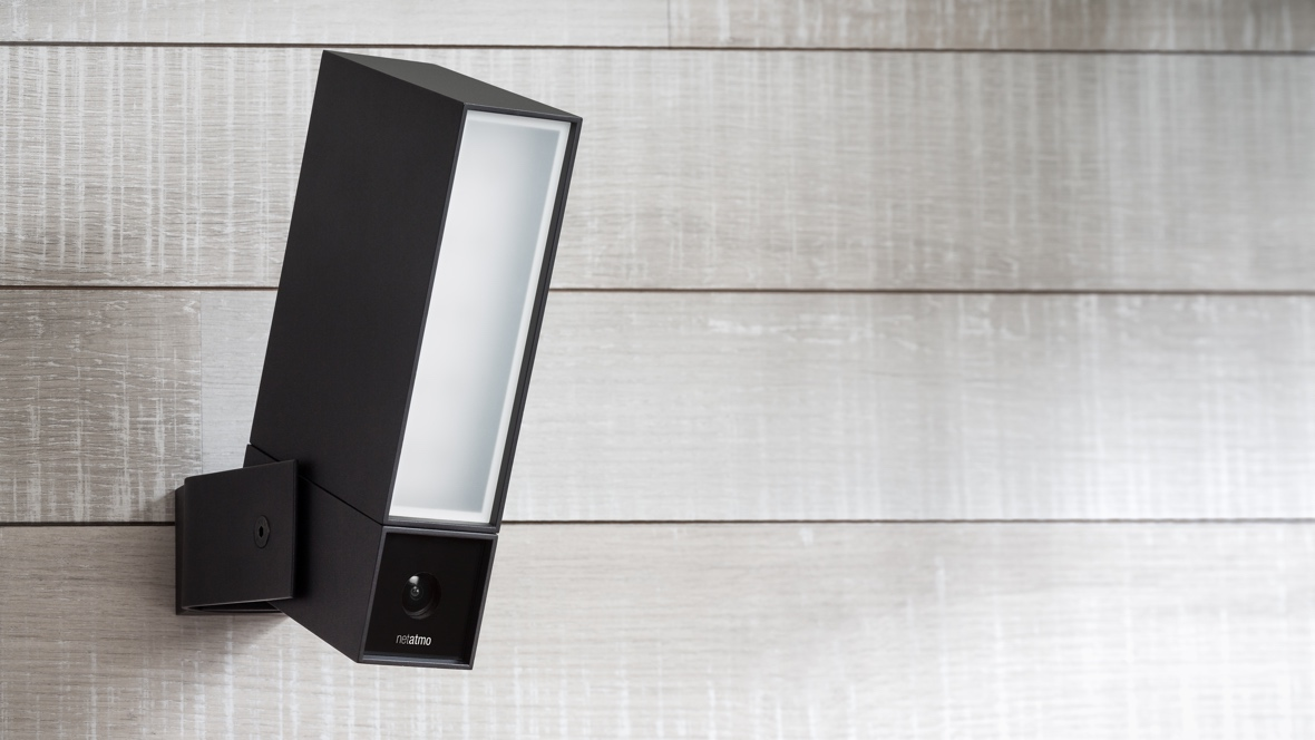 Netatmo Presence outdoor camera launches