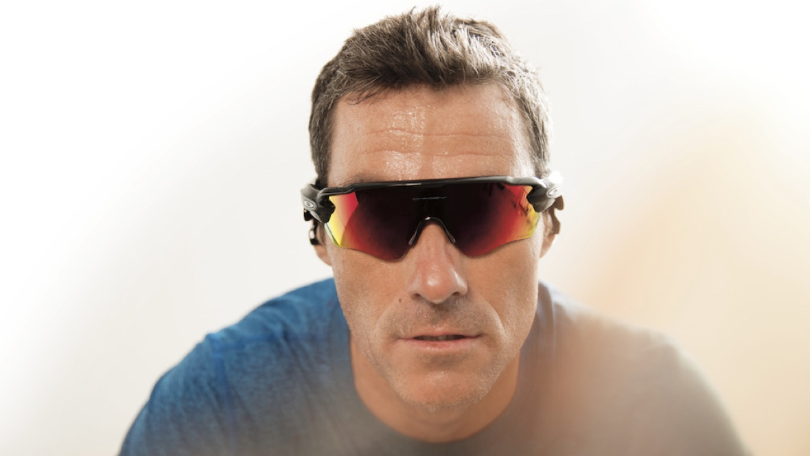 3885a41751c Oakley s Radar Pace smartglasses for runners and cyclists now available