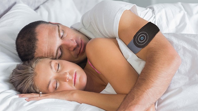 This wearable will stop you snoring