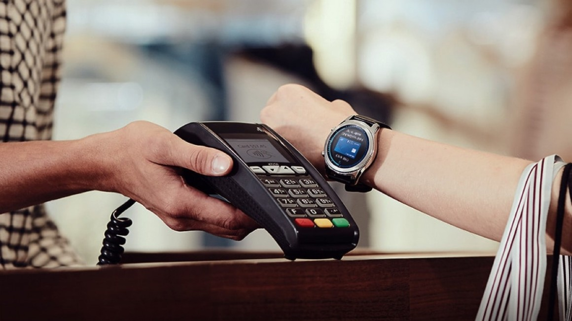 And finally: Samsung Pay for all