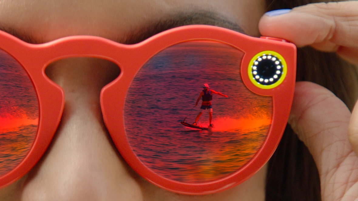 Snap makes smartglasses desirable