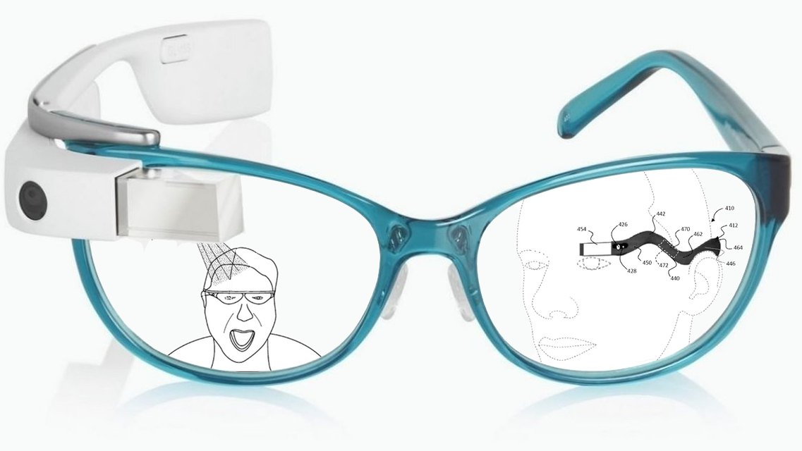 6011274ddd10 The patented history and future of… Google Glass