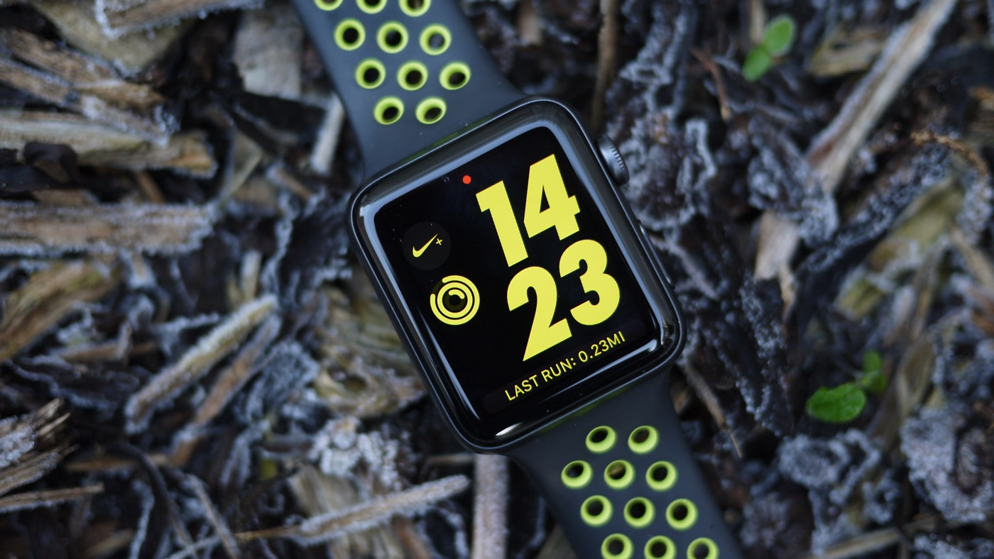 ​Living with the Apple Watch Nike+