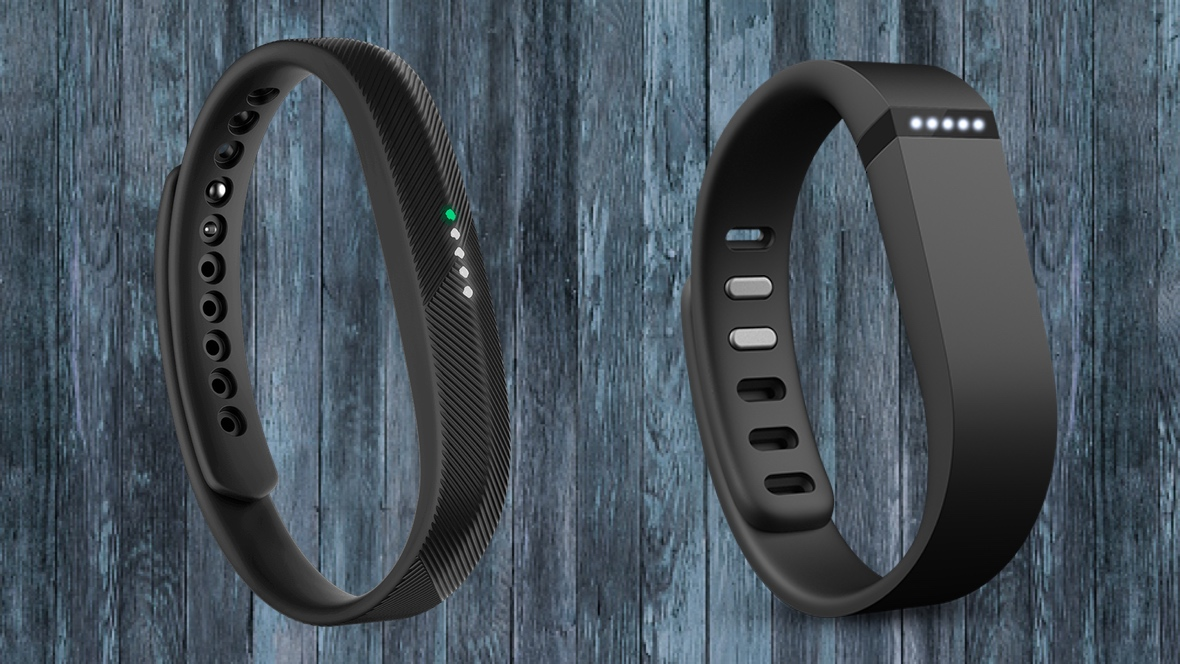 Fitbit Flex 2 v Fitbit Flex: Battle of the budget fitness