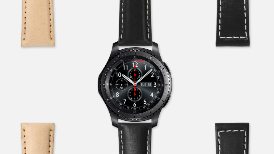 2799e4fb6dde And finally  Samsung Gear S3 smartens up and more