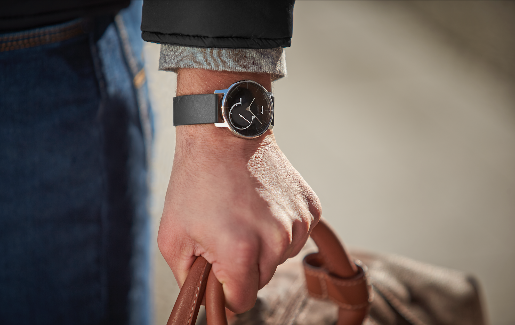 Guide to the Withings Activité Steel