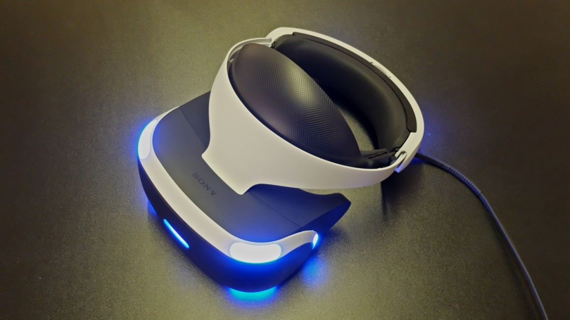 Sony PlayStation VR is a top seller