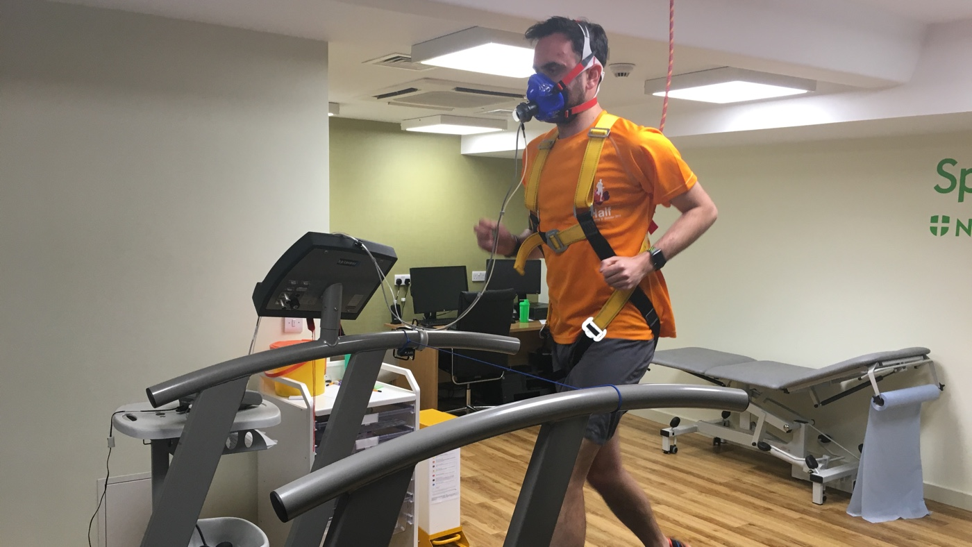 ​The big VO2 Max test