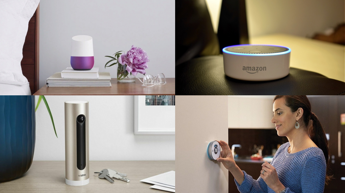The year in smart home tech