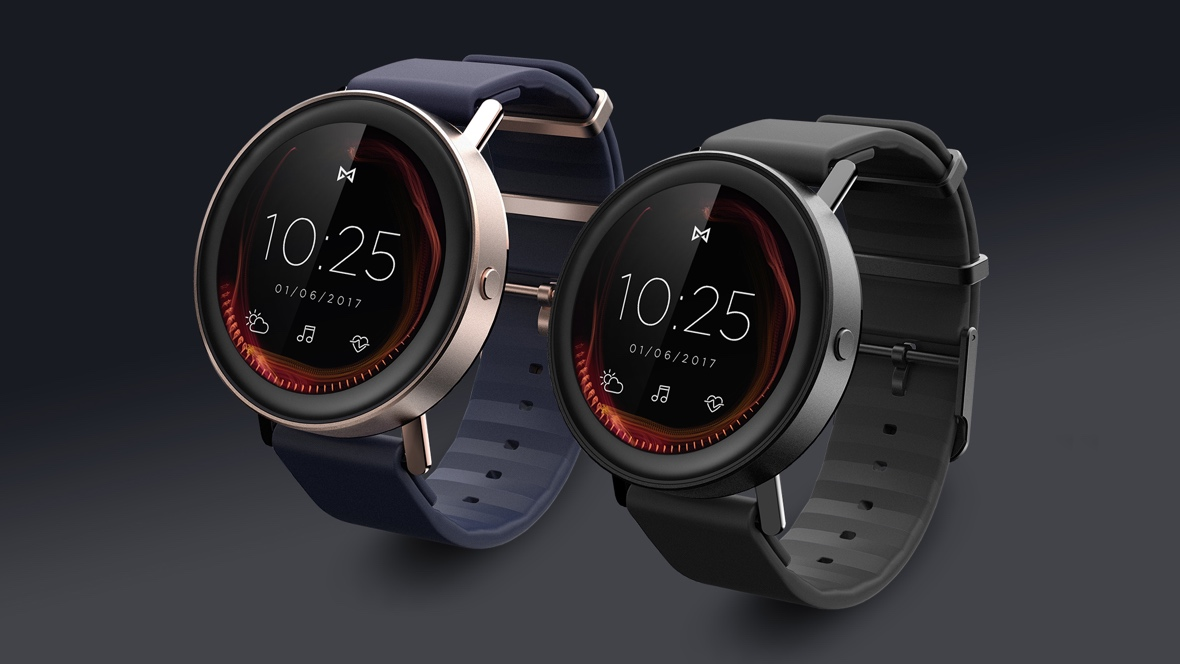 cce13b2df7d Misfit Vapor Android Wear smartwatch is launching 31 October