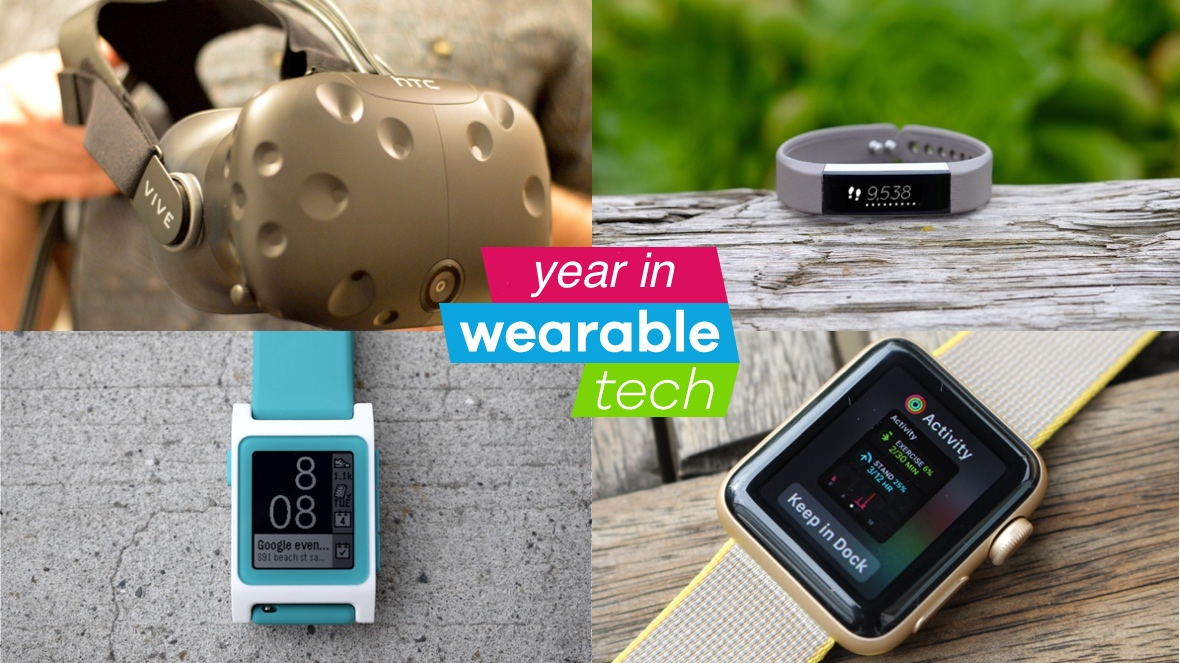 2016: The year in wearable tech