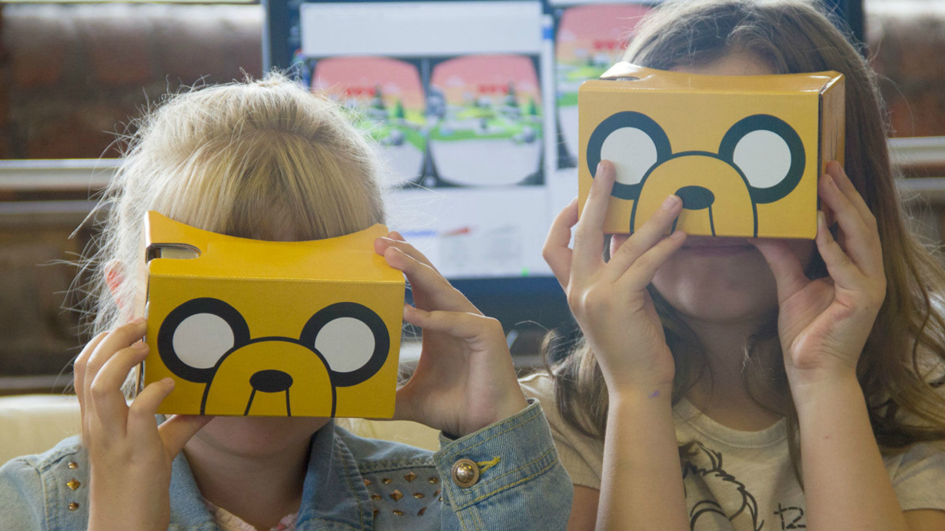 Are VR headsets safe for kids?