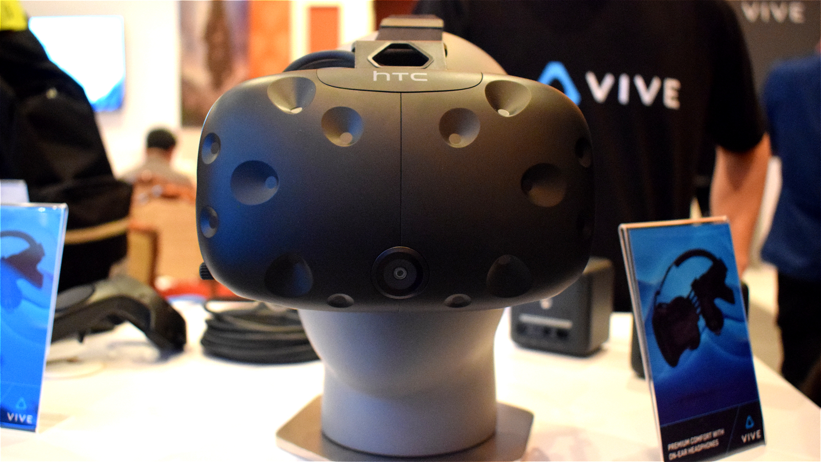 Why HTC isn't building the Vive 2... yet