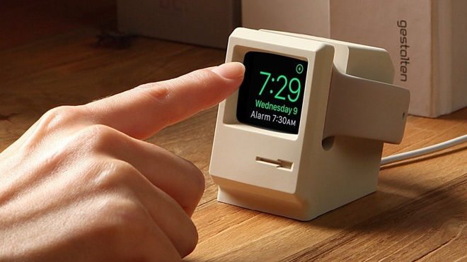 Turn your Apple Watch into a mini Macintosh