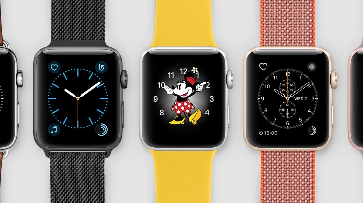 Apple Watch gets film-friendly