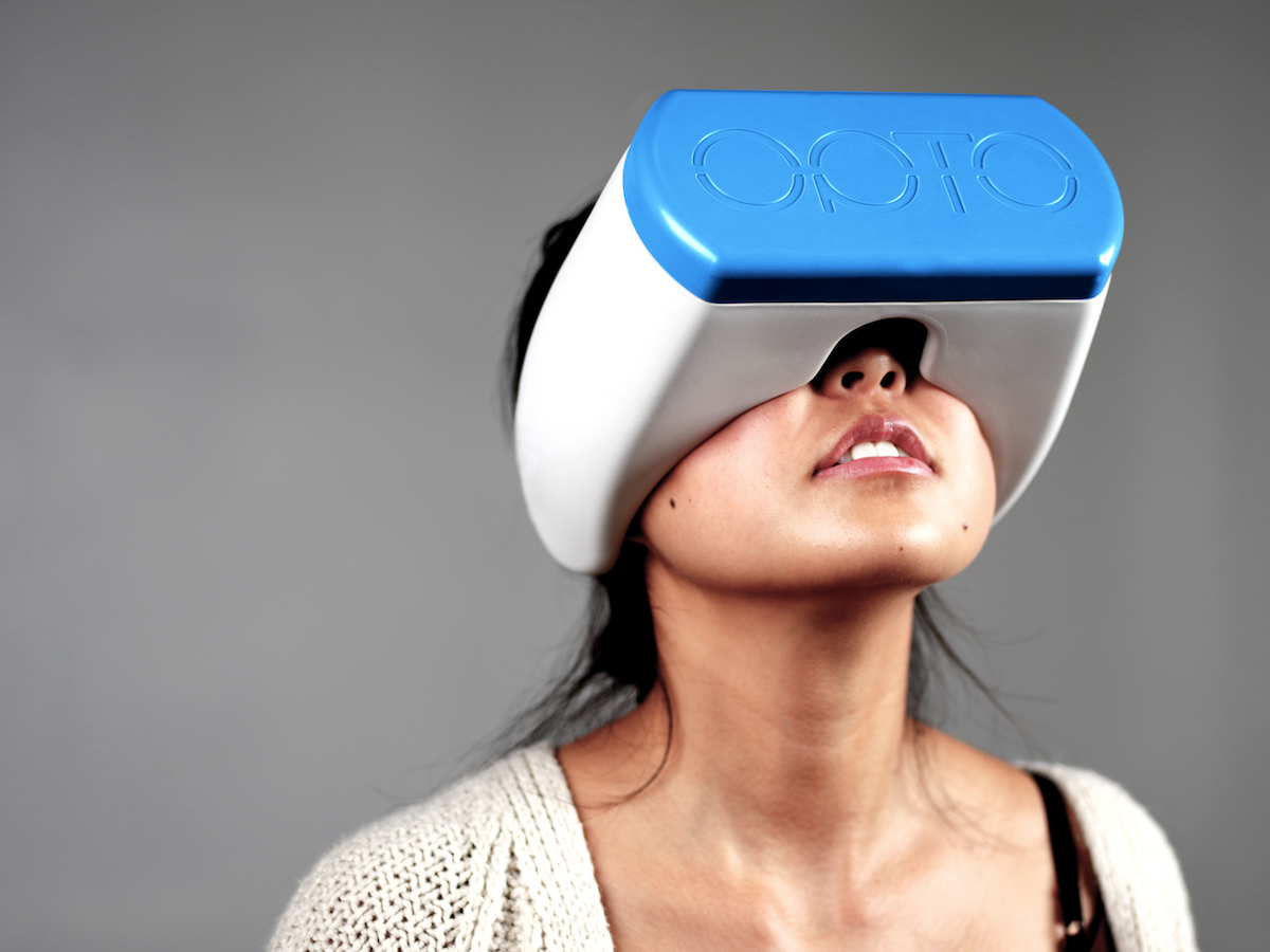 Opto's mobile VR for the masses
