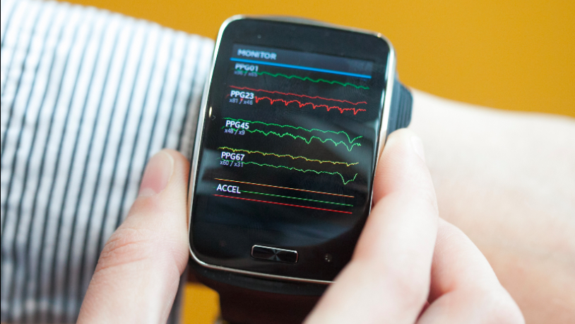 Smartwatch tech can detect emotions