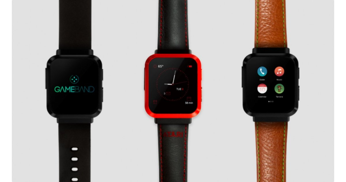 The Gameband smartwatch will not be bringing classic Atari games to your wrist