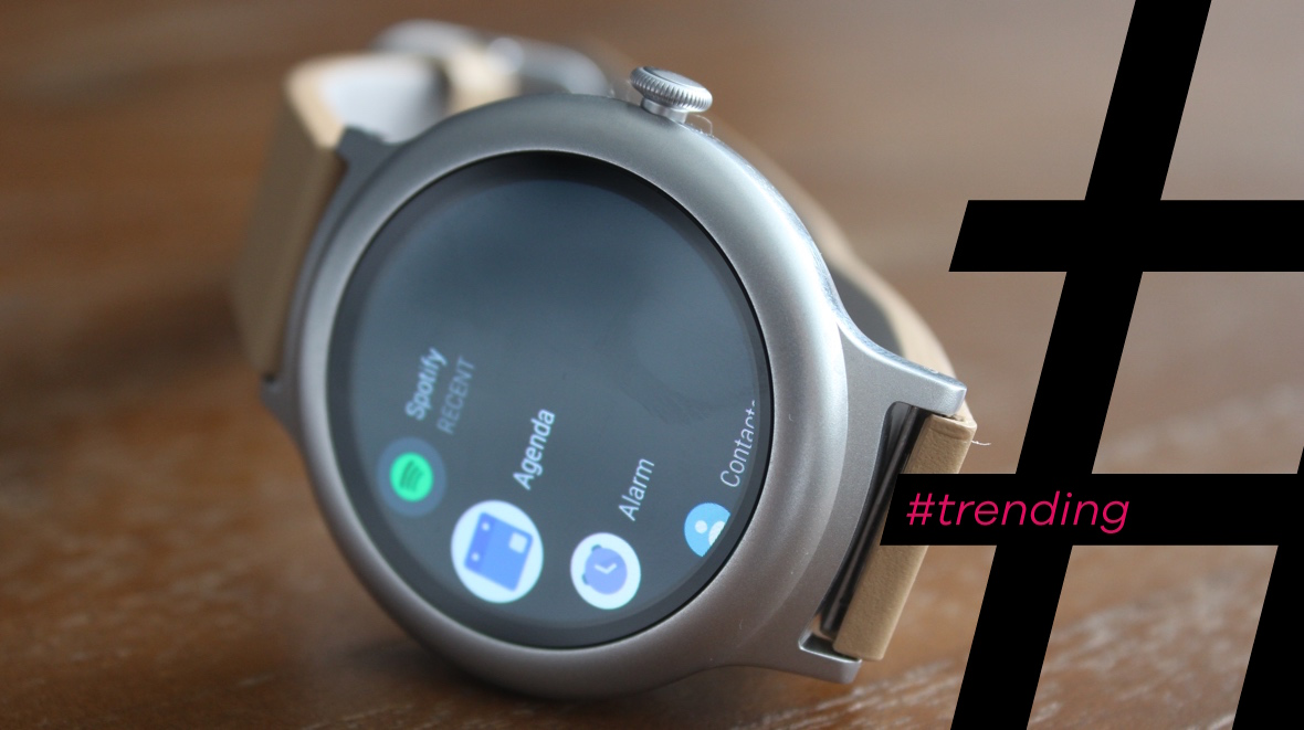 #Trending: Google gets smartwatches