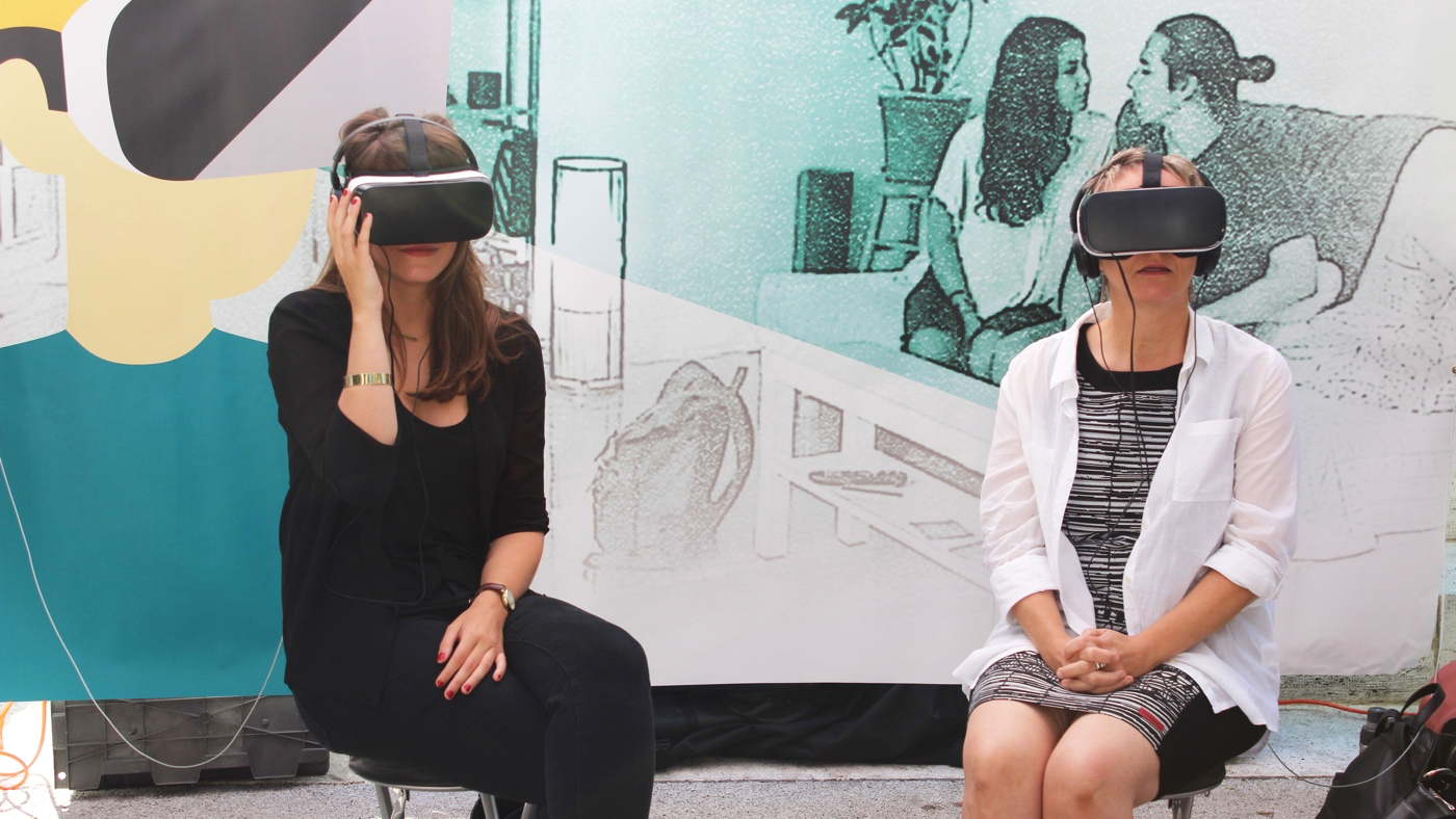 How VR is tackling sexual consent
