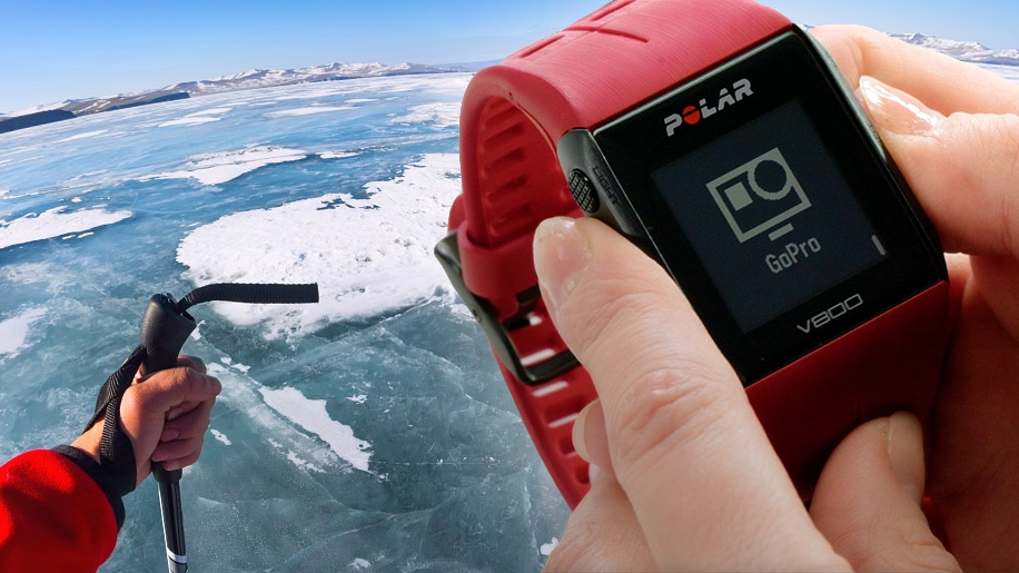 ​Polar and GoPro pal up