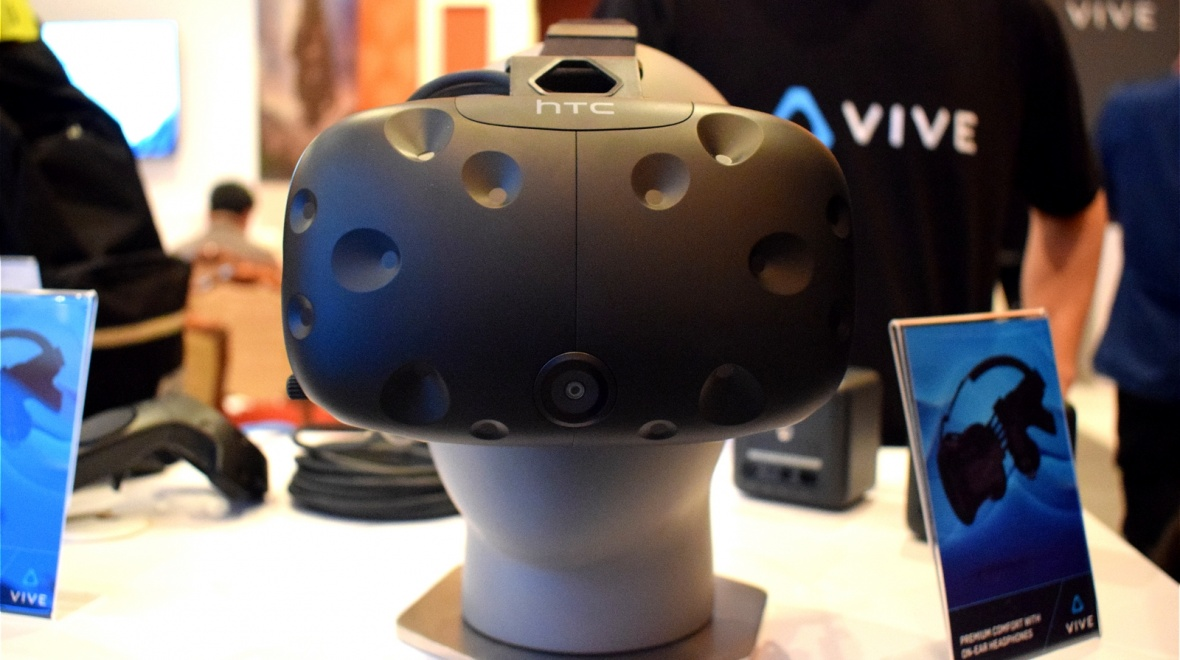HTC to launch mobile VR headset
