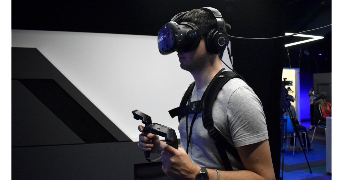 A day out at IMAX's first ever VR Experience Center