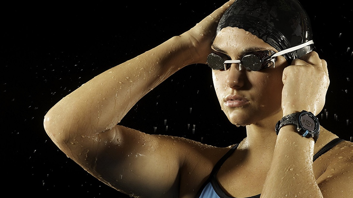 Swim trackers not fit for serious swimmers