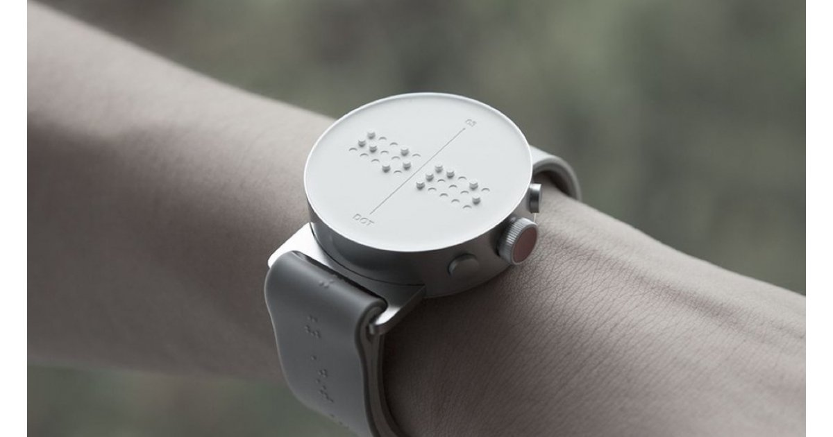 Dot's Braille smartwatch will finally ship to buyers after ...