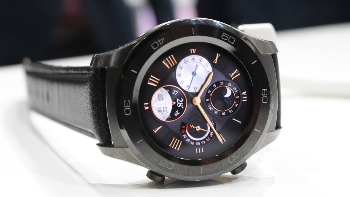 Hands on: Huawei Watch 2 Classic