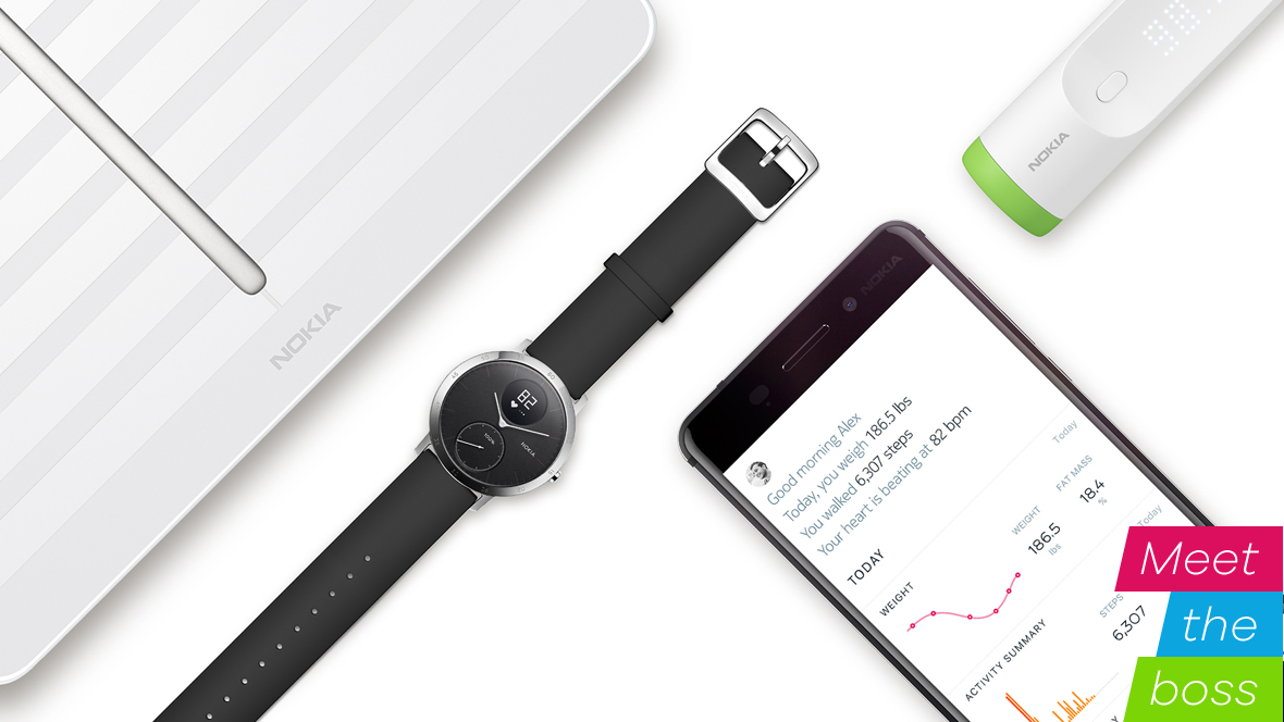 Nokia health watches are coming