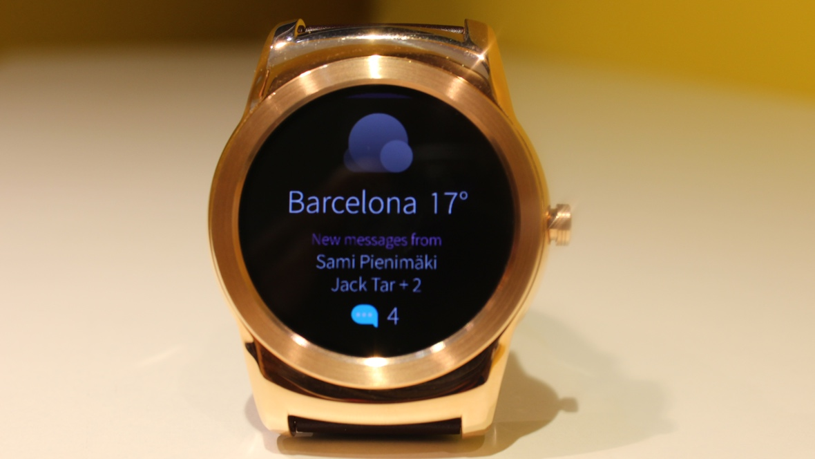 Jolla's smartwatch-friendly OS