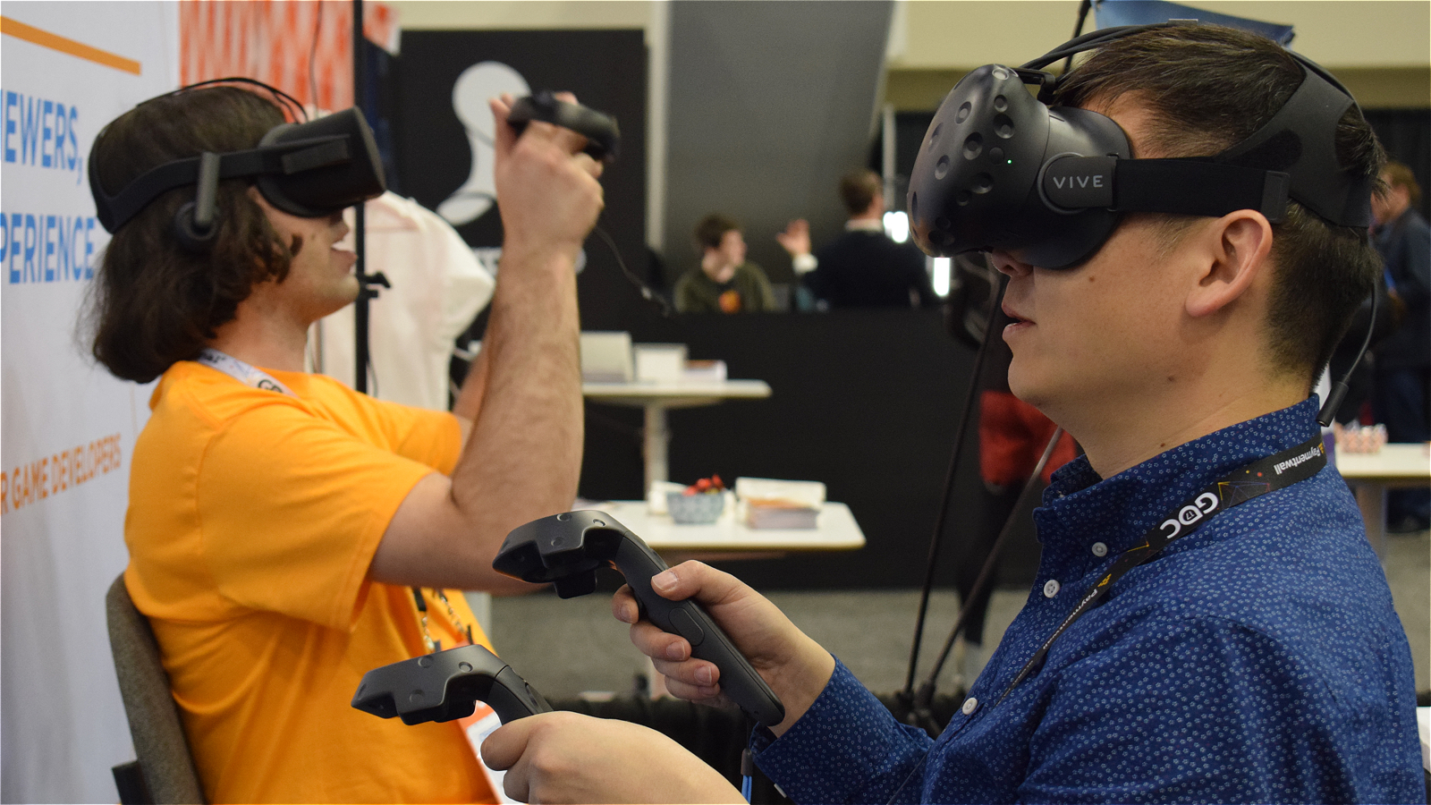VR got more social at GDC