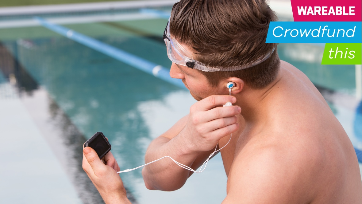 Delphin brings Spotify to swimmers