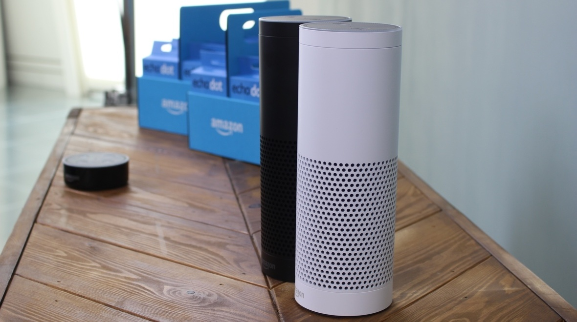 Echo now supports Bluetooth speakers