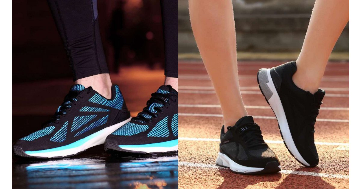 Xiaomi's smart running shoes, powered by Intel, look