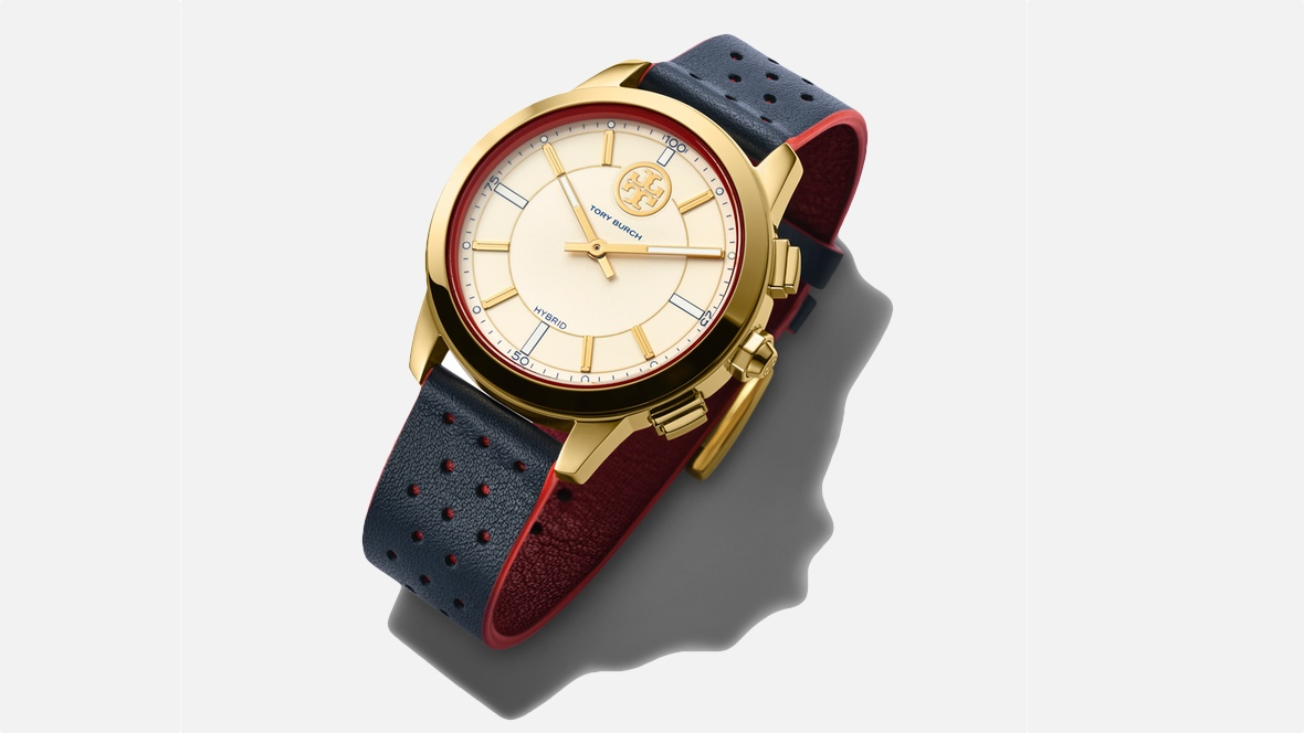 Tory Burch Collins smartwatch hits Basel
