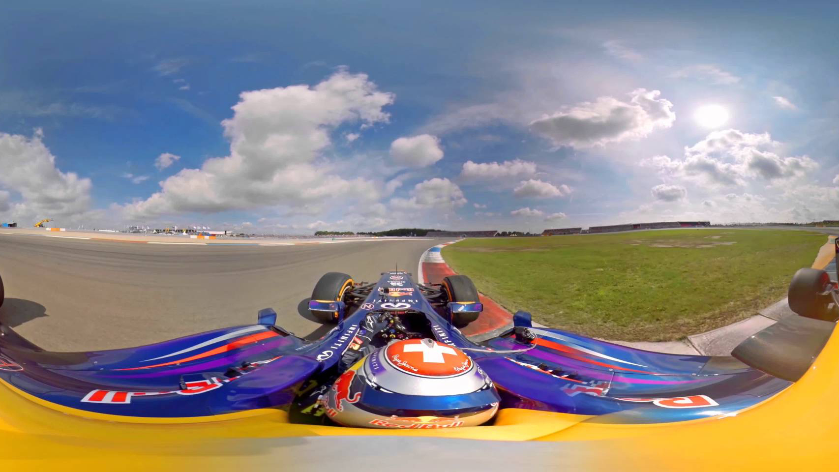 How VR is changing Formula 1
