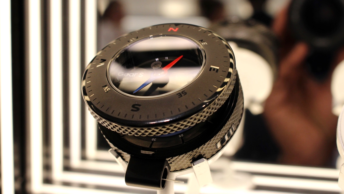 Samsung made a pocket watch