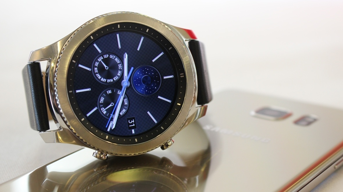 Samsung launches Gear S3 Classic LTE