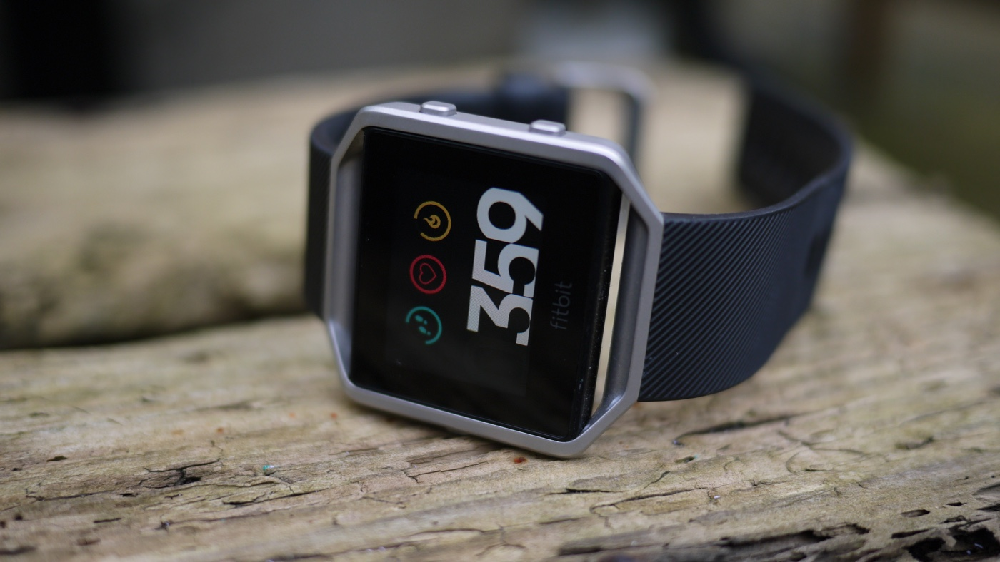 Fitbit Blaze gets big update
