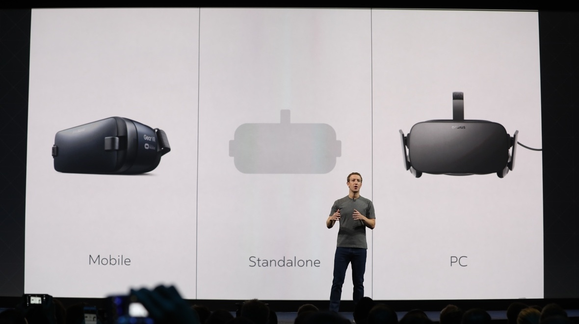 Apple vet to run Oculus hardware