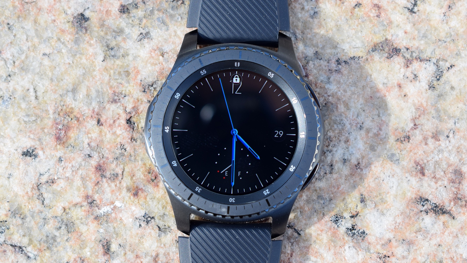 official photos bfa9c 0eb7b Samsung Gear S3 review