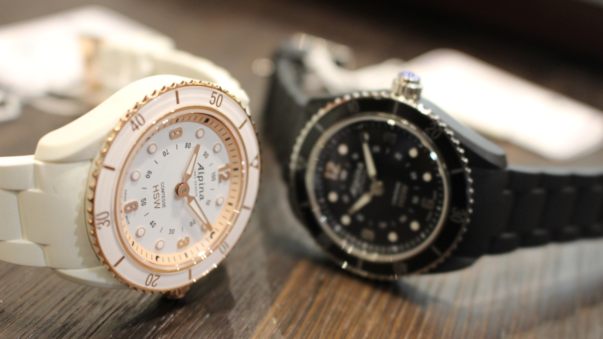 Alpina releases Comtesse hybrid for women