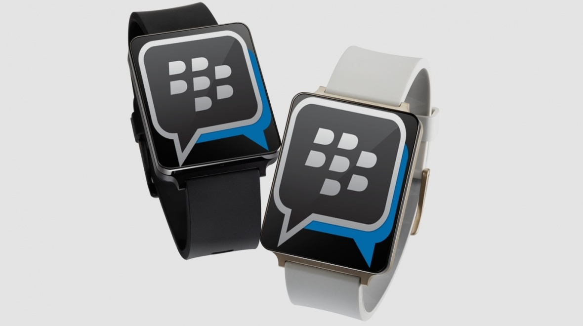 Blackberry could soon release wearables