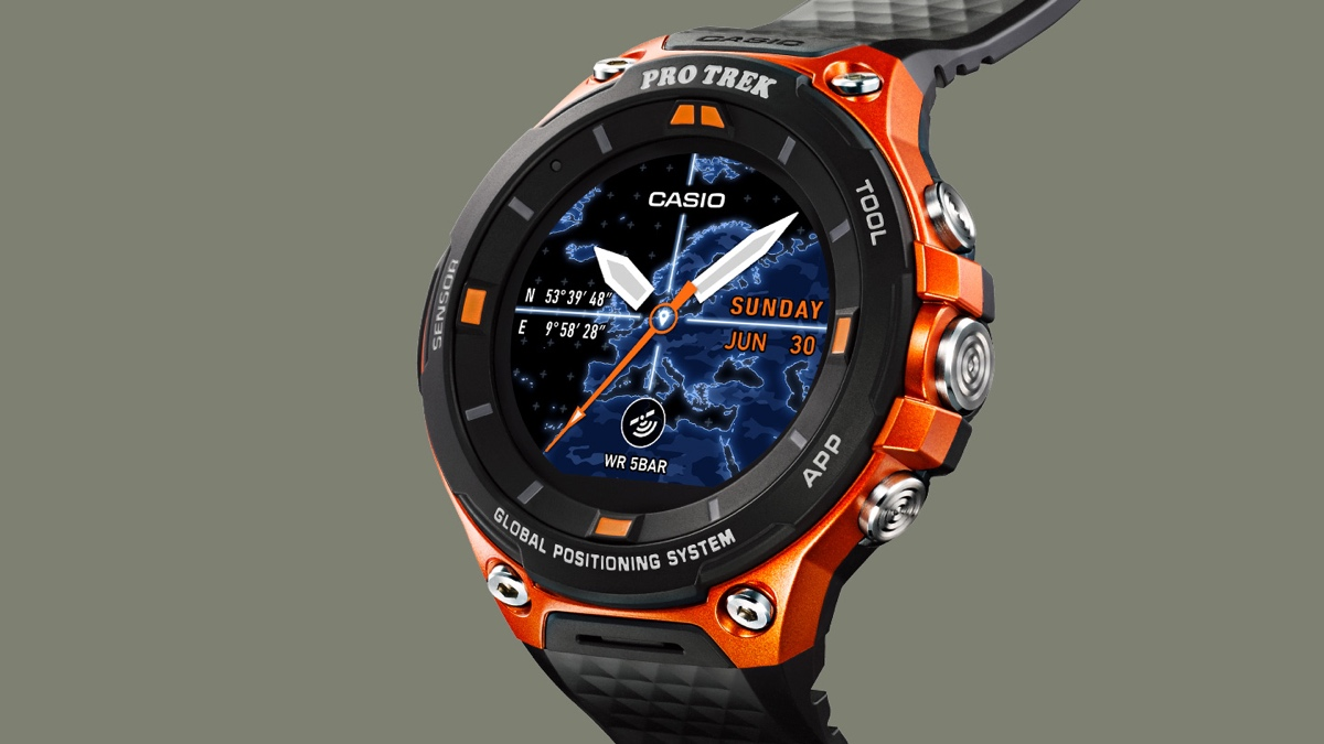 Microsoft and Casio team up on wearables