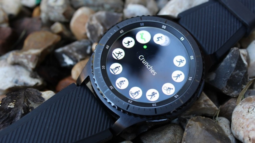 Gear S3 gets S Health update