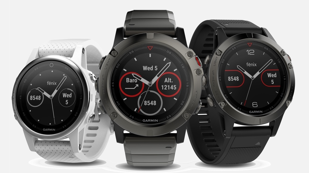​Garmin Fenix 5 tips and tricks